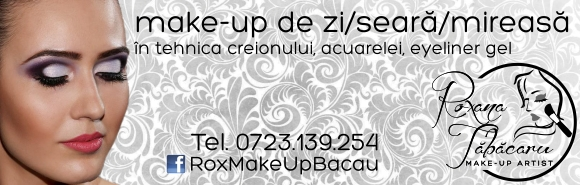 Rox Make-up Bacau